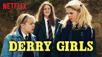 derrygirls
